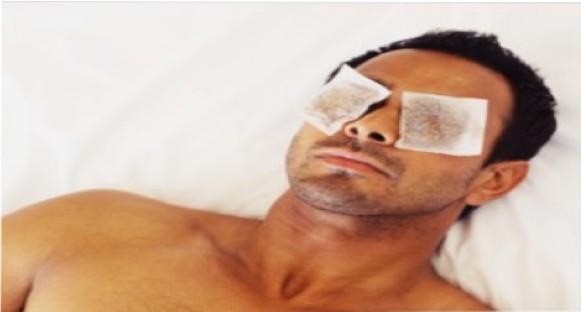 Боль в глазах после сварки чем лечить