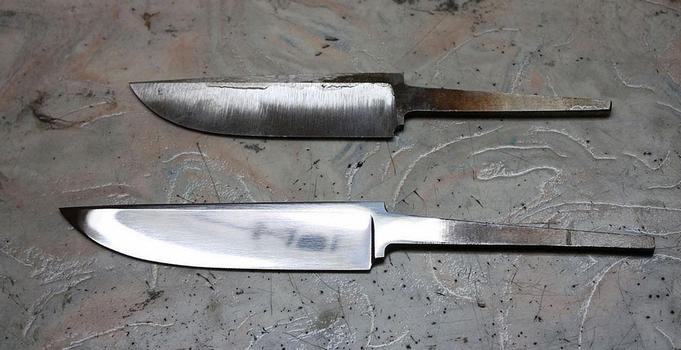 фото ножей