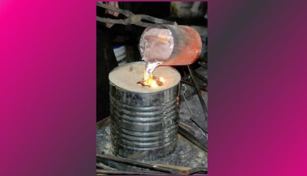 Формы для литья алюминия