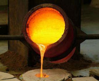 домашнее плавление металла
