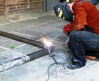 электроды для сварки труб с водой