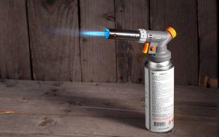 Газовый мини-резак: возможности портативного газового резака