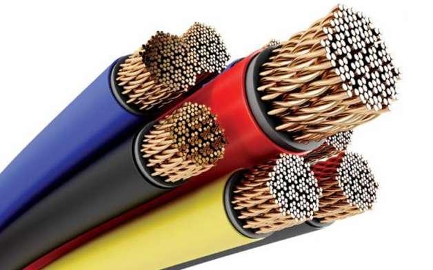 жилка из кабелей