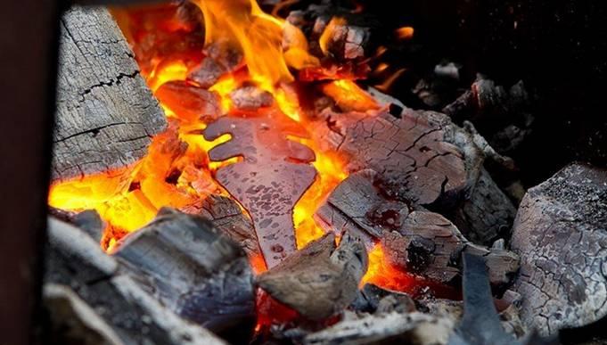 нагрев стали