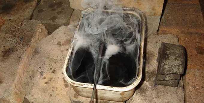 масло для охлаждения