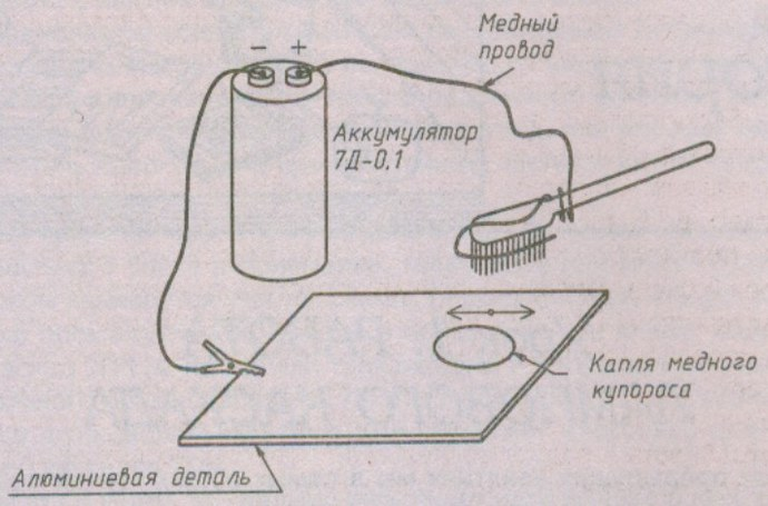 схема простого устройства